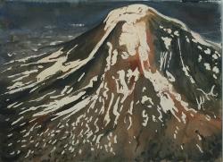 """watercolor, 10 x 14"""", 2010"""
